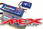 Новые поступления LiPo аккумуляторов для радиоуправляемых моделей