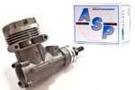 Калильные микродвигатели ASP