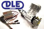 Бензиновые двигатели для авиамоделей DLE-20, DLE-30 и DLE-55