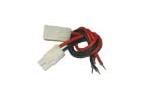 Hitec 57433: Комплект разъемов силового питания Tamiya с проводами