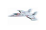 Радиоуправляемый самолет Funjet KIT - набор без электроники (21 4213)