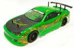 Автомодель Viper TC полный комплект зеленая (AP03G)