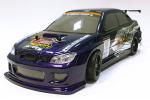 Автомодель дрифт Fireball DC полный комплект с подсветкой фиолет (AP01P)