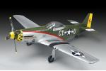 Радиоуправляемый самолет 400 Class P-51D с убирающимся шасси комплект RTR (2108H)
