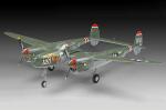 Радиоуправляемый самолет 400 Class P-38 полный комплект (21681)