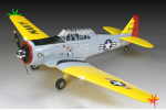 Р/у самолет AT-6 полный комплект с б/к двигателем и убирающимся шасси (21591)