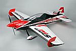 Радиоуправляемый самолет Sbach342 500 class полный комплект с б/к двигателем красный (21692)