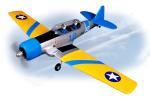 Радиоуправляемый самолет AT6 Texan .46-.55 (PH048)