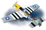 Радиоуправляемый самолет P51 Mustang .46-.55 (PH068)