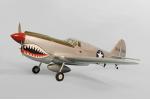 Радиоуправляемый самолет P40 Kitty Hawk .61-91/15cc (PH137)