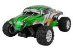 Монстр-Трак Django с кузовом Beetle зеленый полный комплект (AP12G)