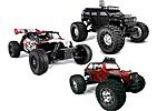 Новейшие версии монстров и багги от Thunder Tiger.