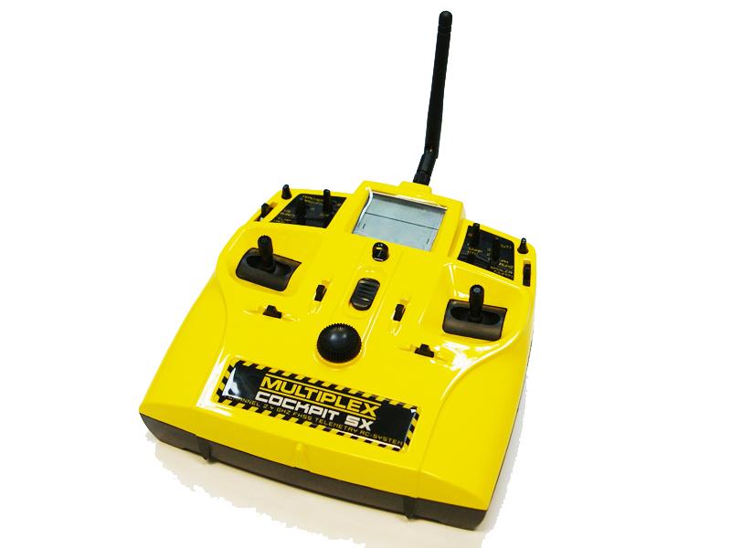 Аппаратура радиоуправления COCKPIT SX M-LINK telemetry, action.