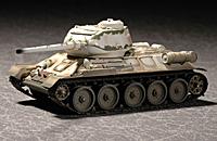 T-34/85 Model winter marking.